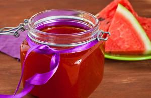 Варенье из бахчевых – рецепт закатки арбузов фото