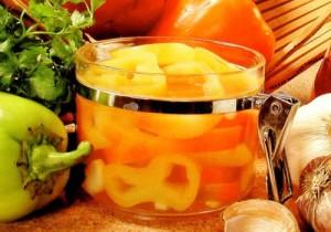 Готовим перец в масле на зиму – закатка летних овощей фото