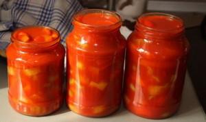 Классическое лечо – болгарский рецепт фото