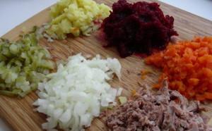 Салат из свеклы на зиму – заготавливаем витамины  фото