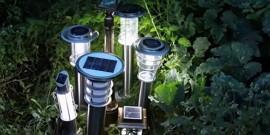 Уличные светильники на солнечных батареях – стоит ли их использовать?