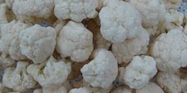 Заморозка цветной капусты на зиму – запасаемся овощами