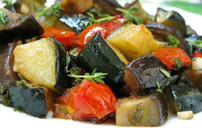 Салат из баклажанов на зиму рецепт огонек 16