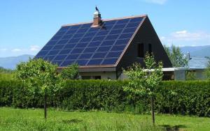 Фото современных некристаллических солнечных панелей, cktk.kz
