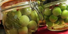 Засолка зеленых помидор на зиму – учимся у профессионалов