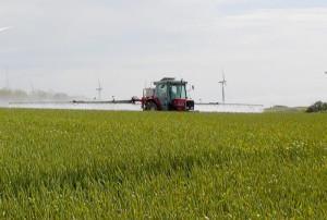 Фото листовой подкормки зерновых культур, zerno-ua.com