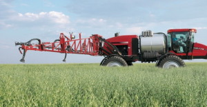 Фото мелкодисперсного нанесения удобрений для зерновых, agropraktik.ru