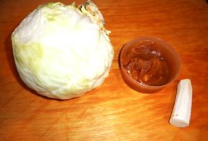 Какие блюда с хреном и капустой можно еще приготовить на зиму?