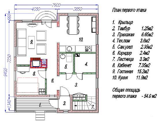 Как правильно сделать план комнаты - TA-ivanovo.Ru