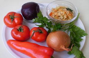 Закрутки для салатов из свеклы на зиму фото