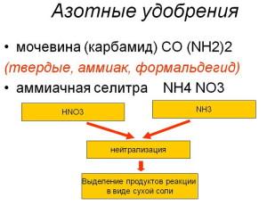 Фото азотных удобрений для смородины, 900igr.net