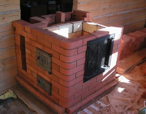 Поэтапное строительство бани фото
