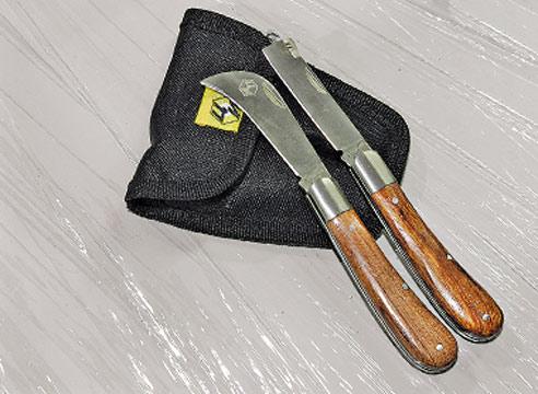 Прививочные ножи своими руками