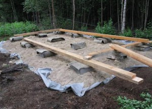 Фото бетонных блоков для строительства сарая, ogodom.ru