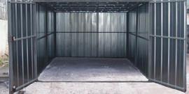 Металлический гараж своими руками – лучшее укрытие для автомобиля