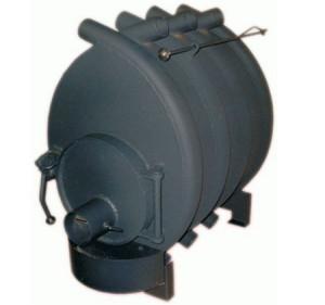 На фото - отопительное устройство для водяного обогрева теплицы, inforico.com.ua