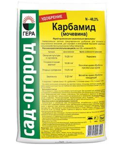 На фото - мочевина для удобрения черешни и вишни, sad-ogorod.ru