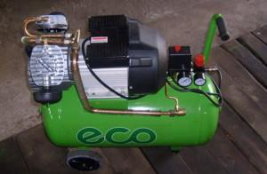 На фото - не запускается двигатель воздушного компрессора, technomagaz.by