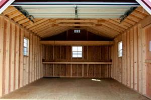 Видео строительства гараж своими руками