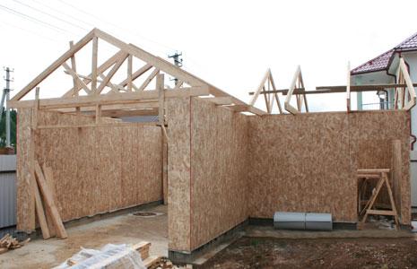 Строительство гаража своими руками видео фото