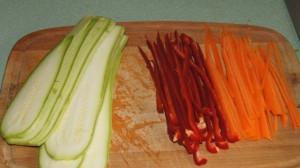 Готовим салат на зиму фото