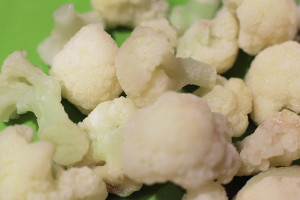 Замораживаем цветную капусту