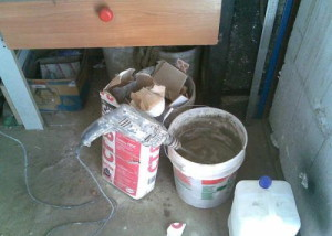 Фото приготовление клеящего состава для пенопласта, postroy-sam.com