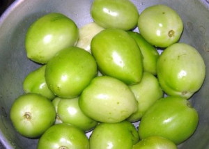 Как заквасить зеленые помидоры в домашних условиях