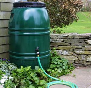 Готовим воду для полива