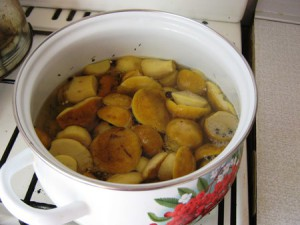 Фото соления грибов на зиму, monemo.ru
