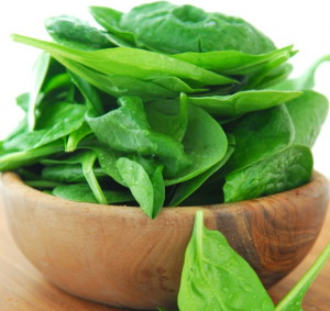 На фото - свежие листья щавеля, 4udesnaya-da4a.com