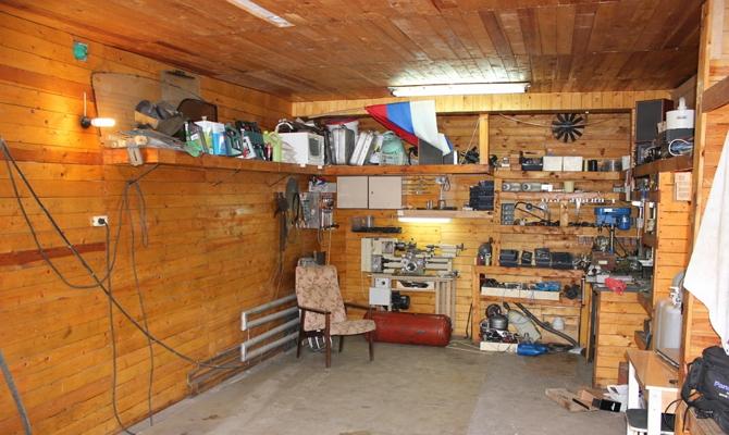 Обустройство гаража своими руками - как оборудовать 30
