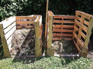 Фото компостной кучи на даче, mysad24.com
