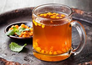 Облепиховая чайная церемония – с пользой для тела!