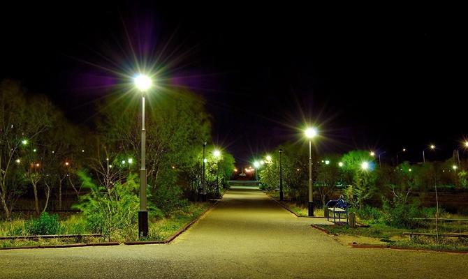 Фонари и лампы для уличного освещения