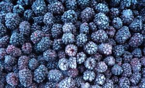2 способа заморозить ягоды