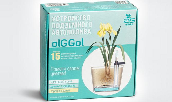 Устройство для автополива домашних растений