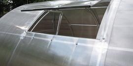 Автоматическое проветривание теплиц – упрощаем уход за посадками