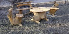 Мебель для беседки – создаем уютную обстановку на природе