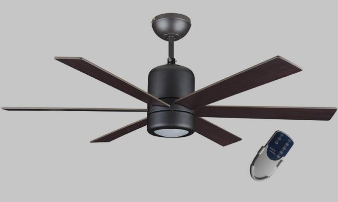 Потолочный светильник со встроенным вентилятором