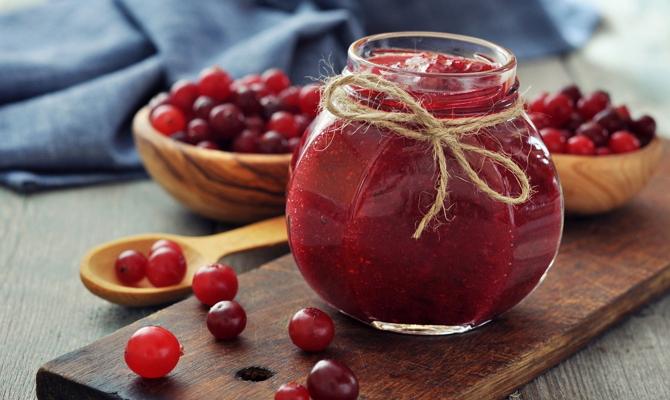 Рецепт клюквы в сахаре – вкусно и полезно