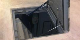 Как сделать погреб на балконе