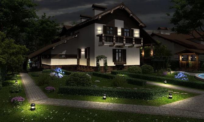 Виды и функциональность освещения с лампами ДРЛ фото