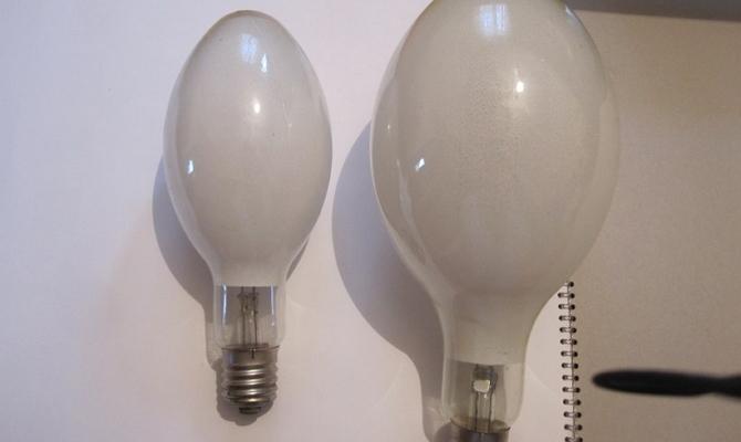 Плюсы и минусы уличного освещения с лампами ДРЛ фото