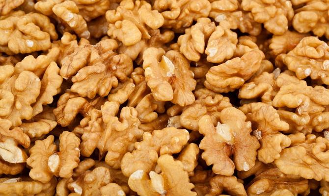 Отвары из дробленых оболочек грецкого ореха