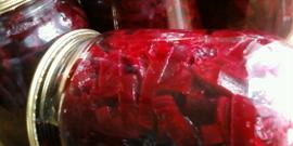 Маринованная свекла на зиму – только вкусные и полезные заготовки