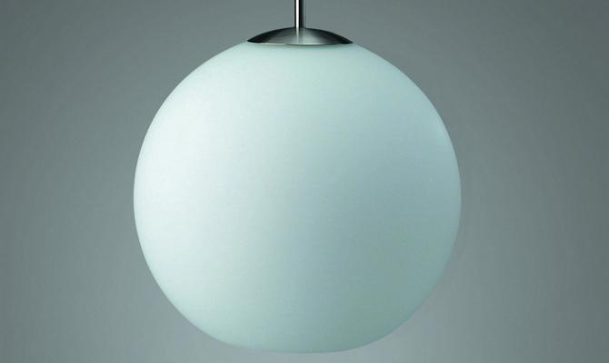 Подвесной круглый светильник