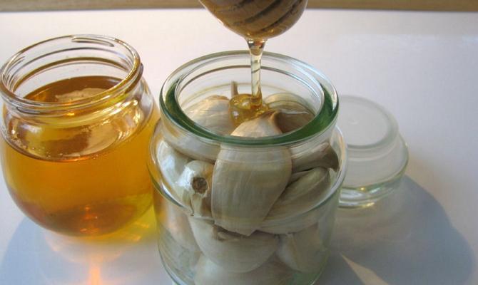Составы с добавлением меда