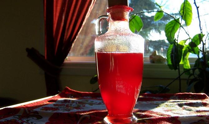 Концентрированный калиновый сок