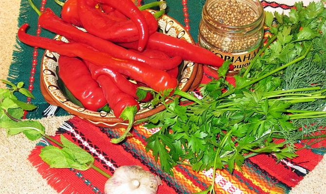 Маринование пикантного овоща